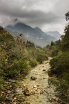Il torrente Caorame